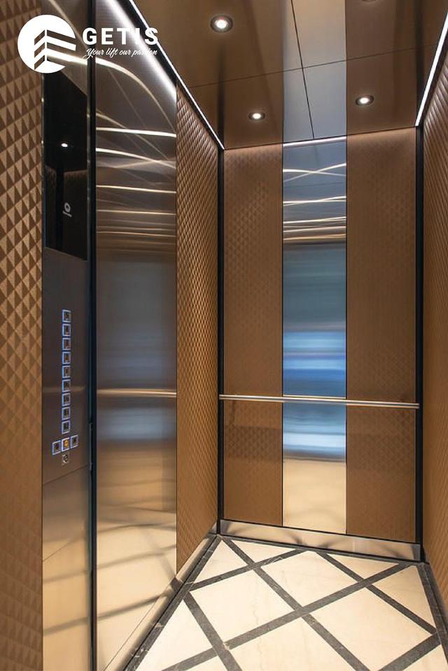 Khoang thang máy Getis