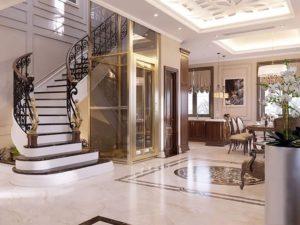 Cách sử dụng thang máy gia đình một cách an toàn