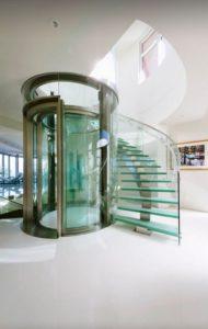 Công ty Getis triển khai dự án thang máy gia đình cho gia đình anh Linh