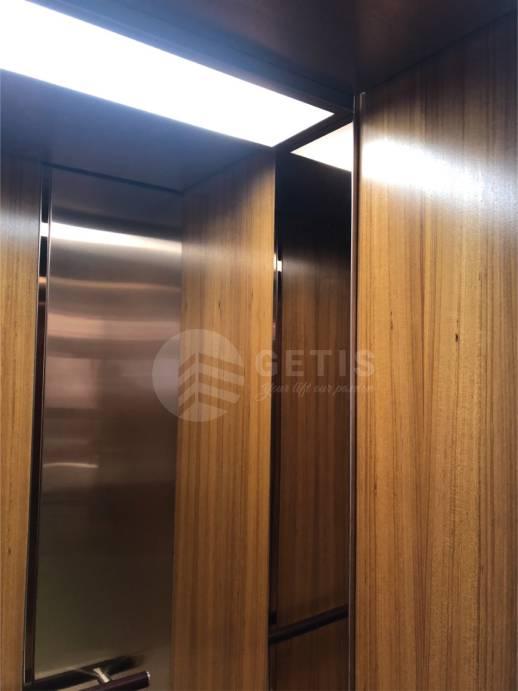 lựa chọn nội thất thang máy gia đình