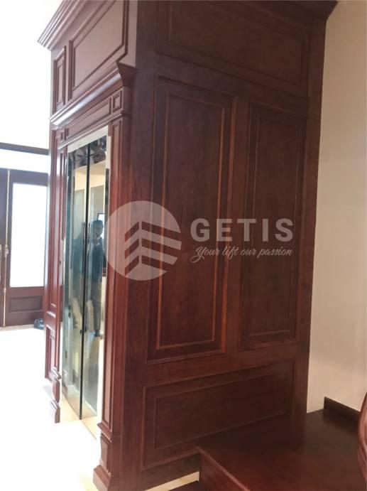 Ngoại thất thang máy Getis