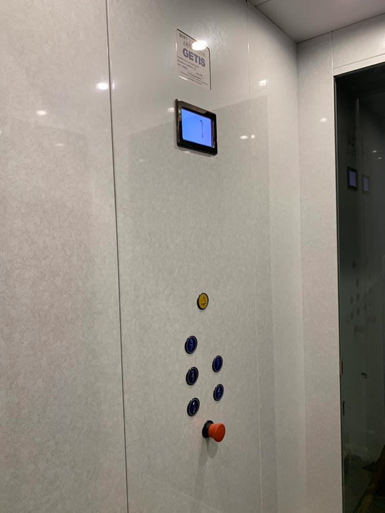 Dự án thang máy getis tại Văn Quán Hà ĐÔng