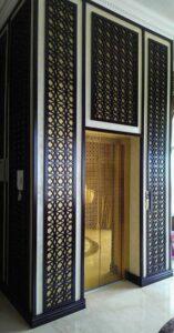 Dự án thang máy gia đình getis tại Five Star