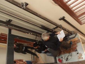 Dự án thang máy gia đình getis tại Thái Hà