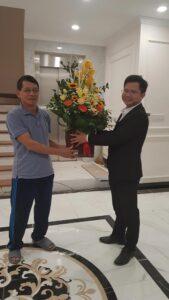 Dự án thang máy gia đình getis tại Dương Nội