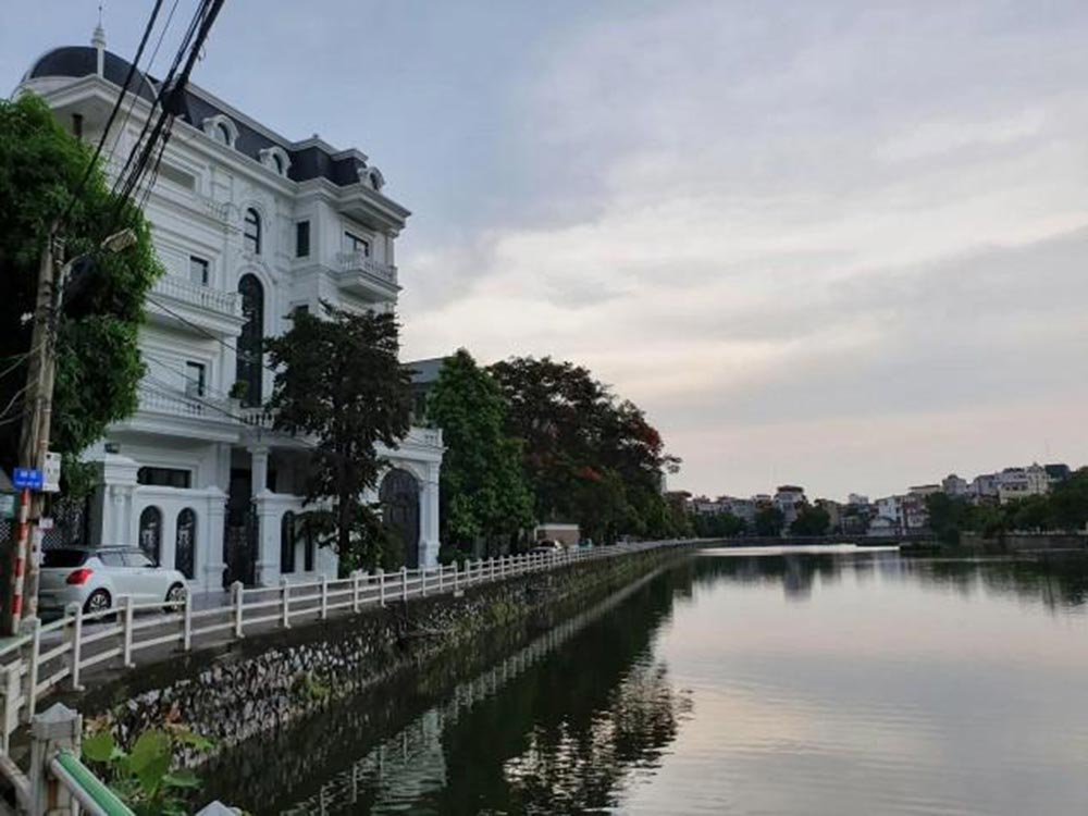Dự án thang máy tại Long Biên Hà Nội