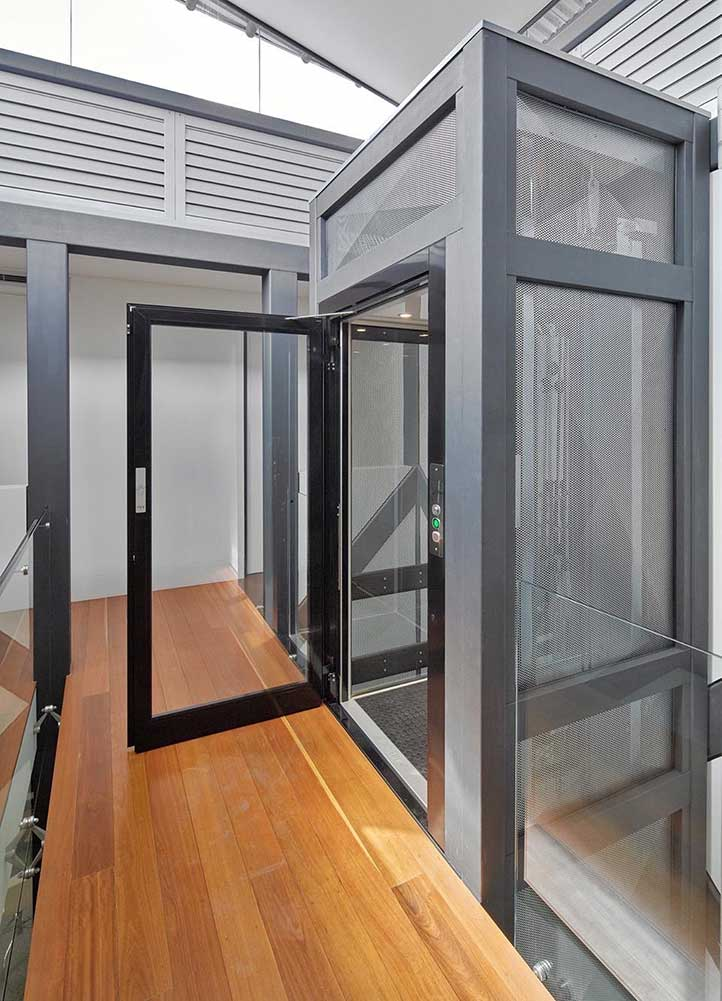 Getis lắp đặt thang máy mini gia đình tại Văn Quán