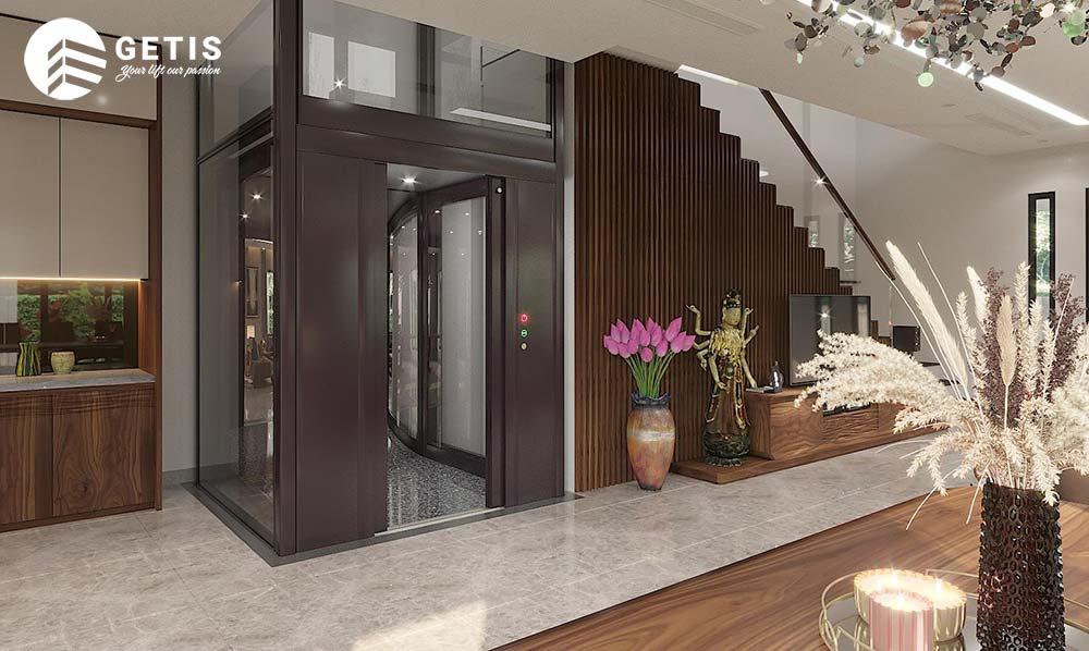 phối cảnh dự án thang máy getis tại Hưng Yên