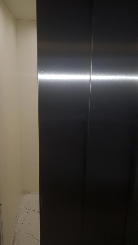 Thang máy trong biệt thự dương nội