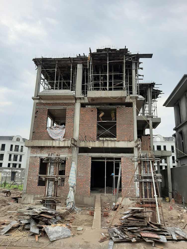 Thực hiện dự án thang máy tại Trâu Quỳ Hà Nôi