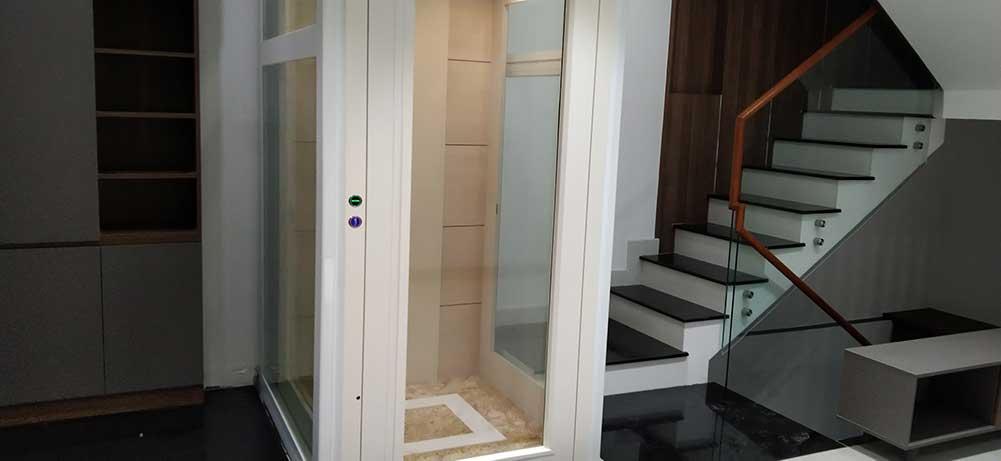 Lắp đặt thang máy gia đình tại khu đô thị Phú Mỹ Hưng