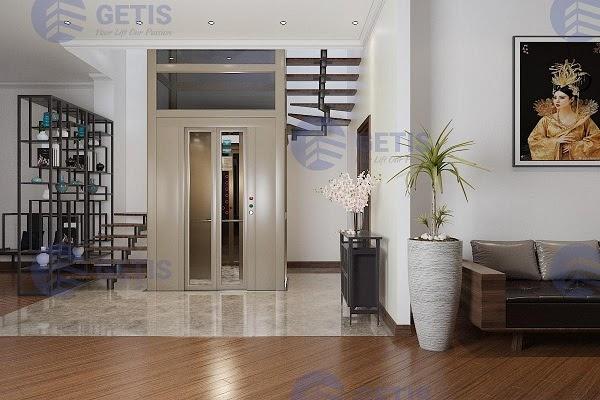 Các loại cửa thang máy phổ biến phủ chống ăn mòn