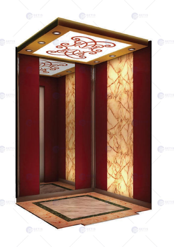Cabin Thang Máy Gia đình