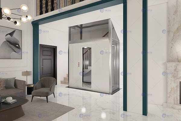 Những ưu điểm của sơn tĩnh điện đối với thang máy