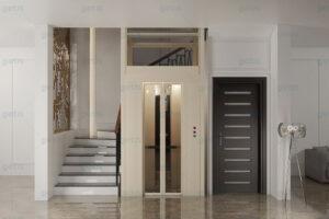 Tiêu chí lựa chọn thang máy gia đình
